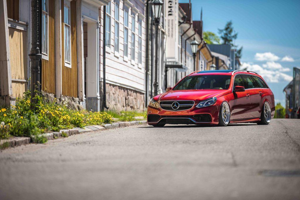 Mercedes-Benz S212 E 350 CDI