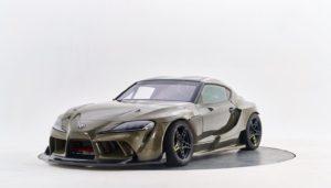 1.000 PS HGK Racing Drift-Supra!