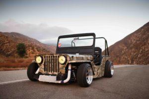 Jeep CJ-2A -Offroad-Legende mit japanischem Herz