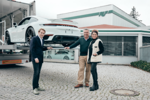 Back to the roots: Marc Philipp Gemballa kündigt Vereinbarung mit Porsche-Spezialisten Ruf Automobile an!