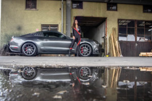 Ford Mustang GT auf Ultralight Project 2.0