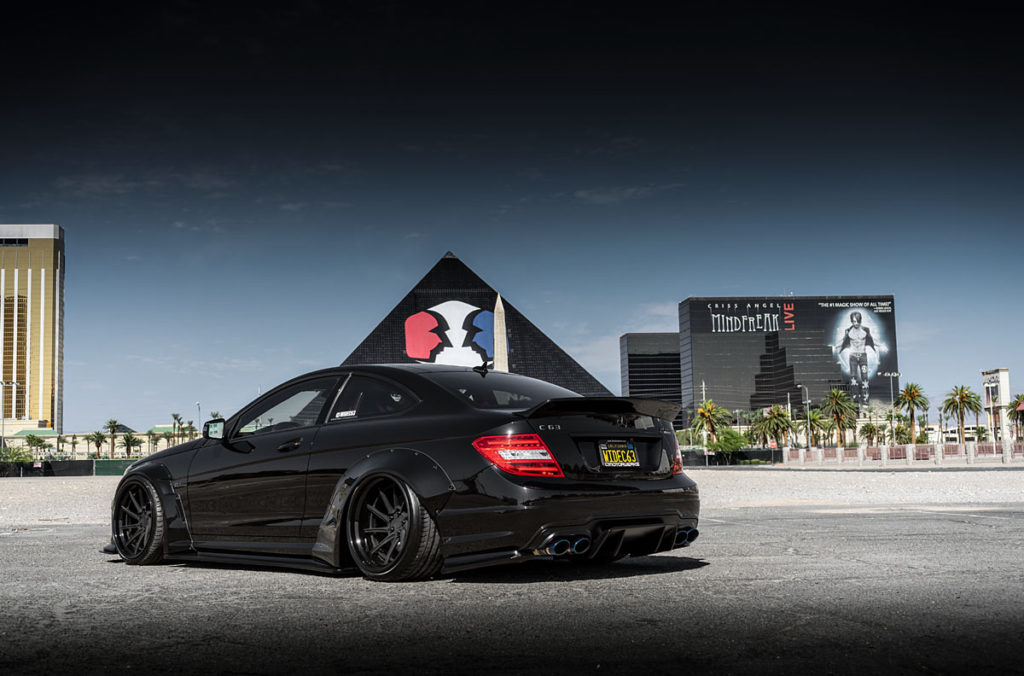 Mercedes-Benz C204 C 63 AMG