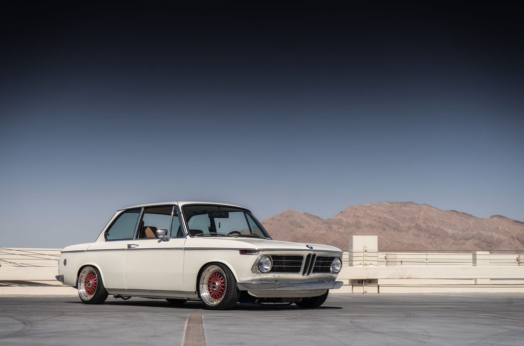 BMW 2002 turbo self made