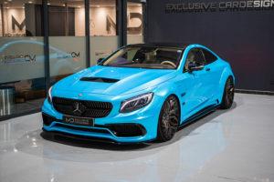 Mercedes-Benz C 217 S 500 von M&D exclusive cardesign