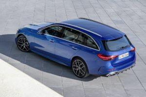 Mittelklasse Neuheit Stuttgarter Bestseller Vorstellung Mercedes C-Klasse T-Modell S206