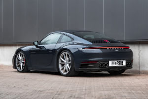 H&R Gewindefedern für den Porsche 911 (Typ 992)