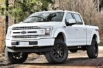 Ford F-150 Pick-up Truck Power-Parts Höherlegung SuperSize BDS 6 Zoll Crusher Felgen Räder 20 Zoll