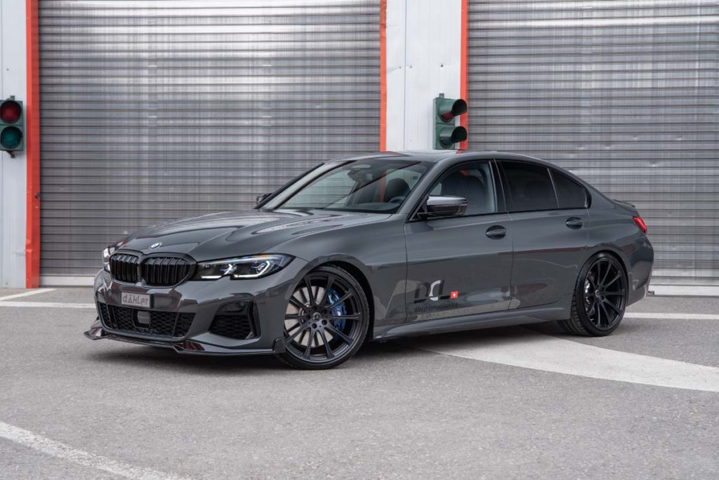 Dähler BMW M340i xDrive G20/G21 competition line