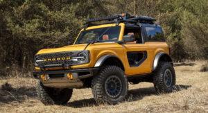 125.000 Ford Bronco`s schon verkauft!