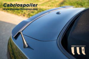 Mustang-Heckspoiler von Fiege Performance!