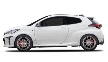 Borbet-Räder für den neuen Toyota Yaris!