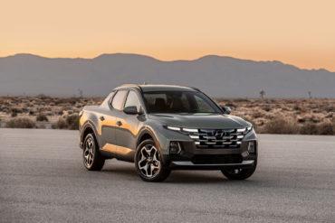 2022er Hyundai Santa Cruz