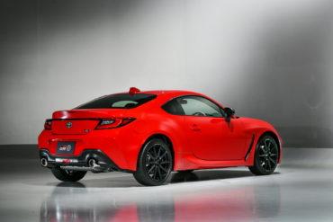Premiere: Neuer Toyota GR86