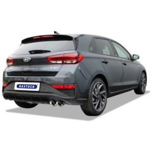 Bastuck-Sportauspuff für Hyundai i30!