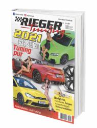 Jetzt neu: Rieger Tuning Katalog 2021!