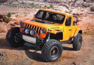 Studie: Jeep Sandstorm Concept