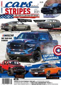 Cars & Stripes Ausgabe 3/21 Titel Cover
