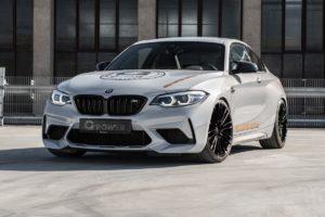 BMW M2 Competition F87 Tuning Optimierung G-Power G2M Limited Edition Neuheit Leistungssteigerung Felgen Schmiederäder