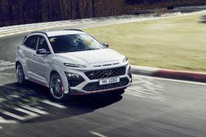 Sport-SUV Neiheit Topmodell Kompakt-SUV Hyundai Kona N Premiere