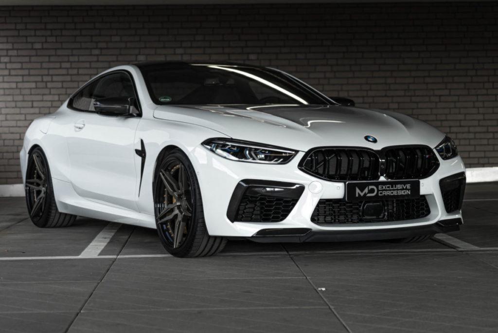 BMW F92 M8 Competition von M&D exclusive cardesign