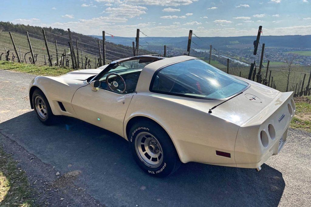 Chevrolet Corvette C3 US-Car Sportwagen Klassiker Oldtimer Restaurierung Aufbereitung Erneuerung Performance Cars by Val Auto-Vermietung