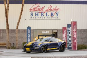 "Shelby Super Snake ""Blue Hornet"" (Basis Ford Mustang GT)"