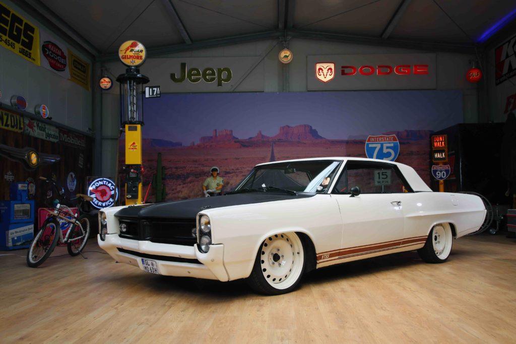 Klassik: Pontiac Grand Prix MO`s Garage