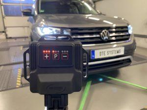 VW T-Cross 1.0 TSI von DTE Systems