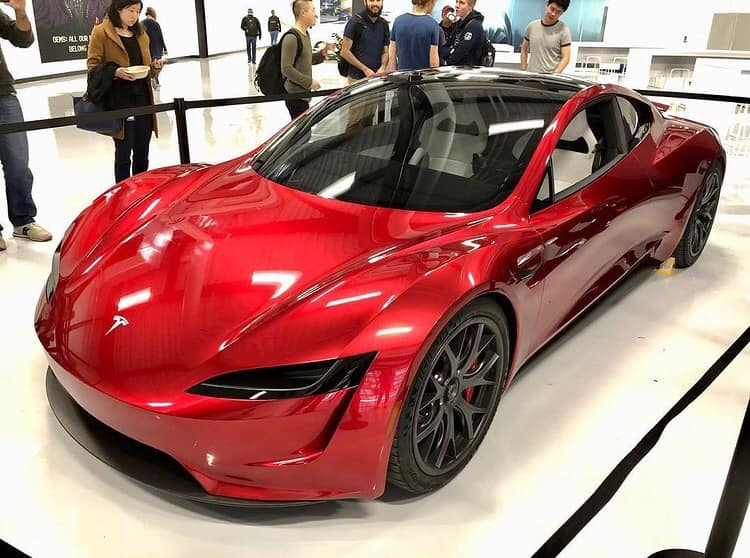 2022 Tesla Roadster