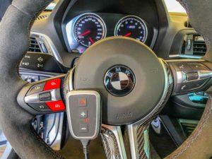 BMW M2 CS von DTE Systems