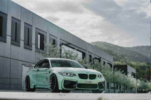 BMW M2 Widebody von Z-Performance