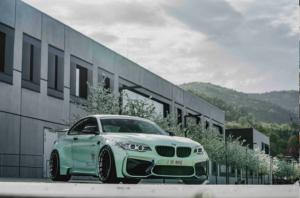 BMW M2 Widebody von Z-Performance