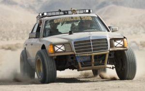 "Mercedes S-Klasse W126 ""Desert Storm"""