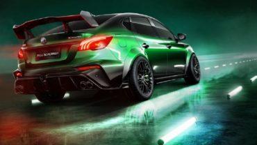 Neuer MG6 XPower: Extrem sportlicher HotHatch!