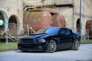"""Private Car, Ford Mustang GT """"Black Panther"""""""