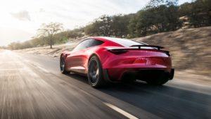2022er Tesla Roadster: 400 km/h, 0-100 in 2,1 Sekunden