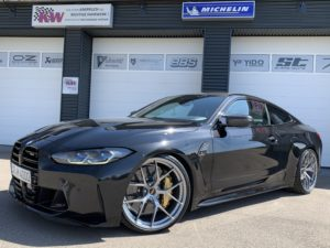 BMW G82 M4 Competition von TVW Car Design