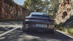 Spoilerfrei: Neuer Porsche 911 GT3 Touring