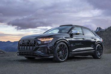 Tuning Audi SQ8 TFSI ABT Sportsline Leistungssteigerung Aerodynamik-Bodykit Karosserie-Anbauteile Felgen ABT High Performance GR