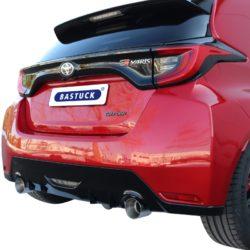 Bastuck-Abgasanlage für Toyota GR Yaris!