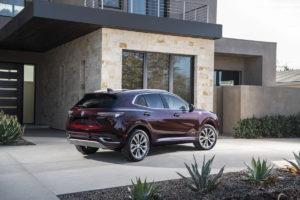 US-Car SUV Neuheit Buick Envision Avenir 2021