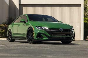 Volkswagen of America Enthusiast Fleet VW Arteon Big Sur Concept Tuning Folierung Felgen Rotiform Tieferlegung Karosserieparts
