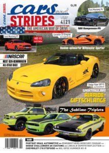 Cars & Stripes 4-21