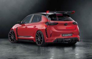 Irmscher-Konzept: Opel Corsa IRC