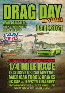 MO´s Garage Drag Day 2021