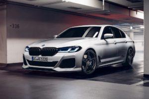 BMW G30 5er LCI Facelift Tuning AC Schnitzer Bodykit Fahrwerk Felgen Leistungssteigerung Innenraum Veredlung