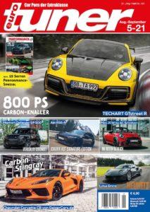 Eurotuner Ausgabe 5/21 Cover