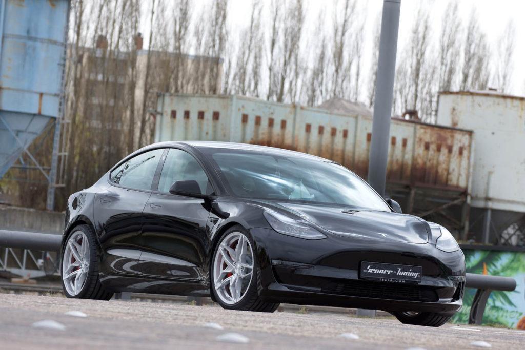 Senner Tuning für Tesla Model 3 Performance