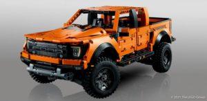 Ford Raptor F-150 von Lego Technic