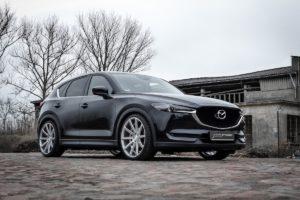 Cor.Speed Sports Wheels DeVille Mazda CX-5 Tuning Felgen